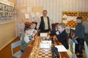 Блиц-турнир по шахматам