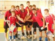 Открытый областной турнир среди юношей по волейболу