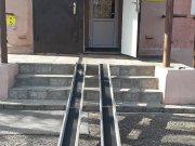Обеспечение беспрепятственного  доступа в здания образовательной организации инвалидов и лиц с ОВЗ