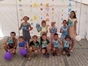 Вот так ярко закончились мастер-классы второй смены летних оздоровительных лагерей